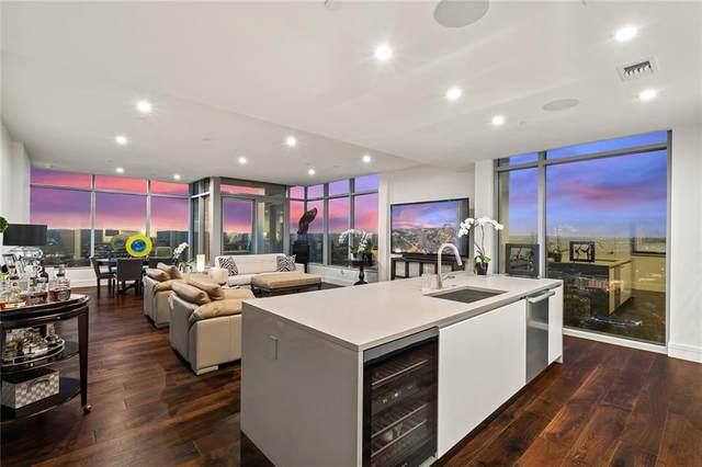 501 West Ave #3304, Austin, TX 78701 (#2759810) :: Papasan Real Estate Team @ Keller Williams Realty