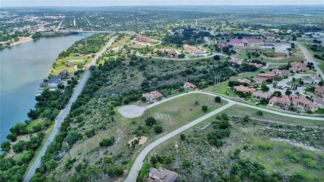 Lot 17 Pantera Cir, Marble Falls, TX 78654 (#2761242) :: Front Real Estate Co.