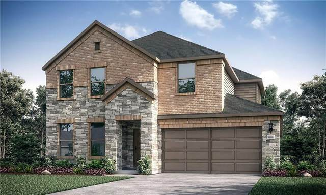 1308 Eagle Ray Street, Leander, TX 78641 (#2761557) :: The Perry Henderson Group at Berkshire Hathaway Texas Realty