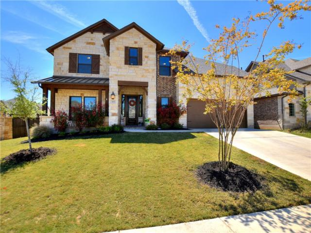 432 Daniel Crossing, Liberty Hill, TX 78642 (#2762485) :: The Perry Henderson Group at Berkshire Hathaway Texas Realty