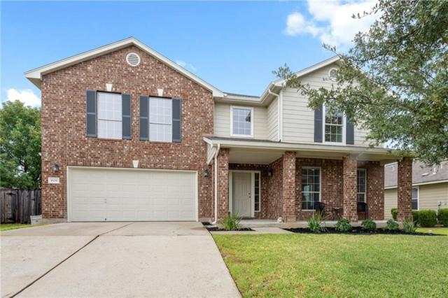 1606 Knowles Dr, Hutto, TX 78634 (#2766315) :: The Gregory Group