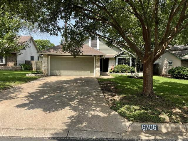 6706 Luckenbach Ln, Austin, TX 78729 (#2766741) :: The Perry Henderson Group at Berkshire Hathaway Texas Realty