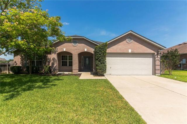 19721 San Chisolm Dr, Round Rock, TX 78664 (#2766897) :: Watters International