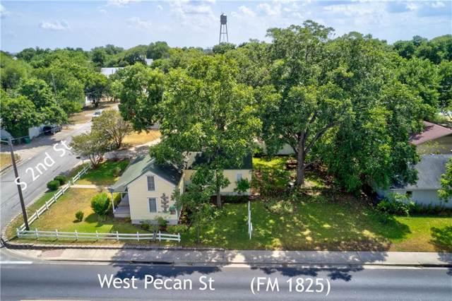 100 S 2nd St, Pflugerville, TX 78660 (#2766931) :: Ben Kinney Real Estate Team