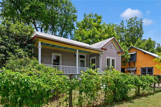 615 W Mary St, Austin, TX 78704 (#2767296) :: Service First Real Estate