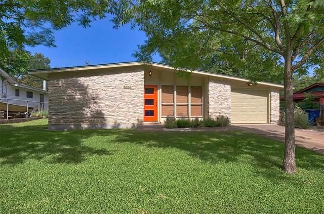 5004 Creekline Dr, Austin, TX 78745 (#2767604) :: Lauren McCoy with David Brodsky Properties