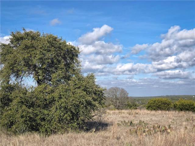Lot 86 Three Creeks Dr, Bertram, TX 78605 (#2768320) :: The Perry Henderson Group at Berkshire Hathaway Texas Realty