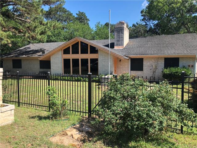 23 Lost Pines Ave, Bastrop, TX 78602 (#2770940) :: Watters International