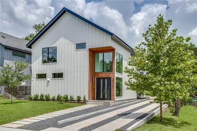 4513 S 2nd St A, Austin, TX 78745 (#2771264) :: Papasan Real Estate Team @ Keller Williams Realty