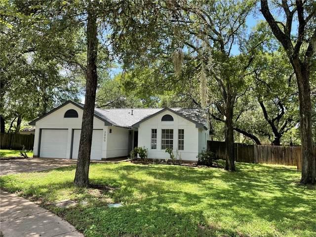 2805 Cheney Cv, Austin, TX 78745 (#2773336) :: Papasan Real Estate Team @ Keller Williams Realty