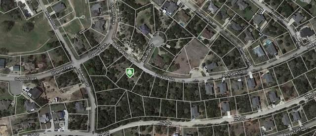 20415 Rockpark Ln, Lago Vista, TX 78645 (#2777069) :: Papasan Real Estate Team @ Keller Williams Realty