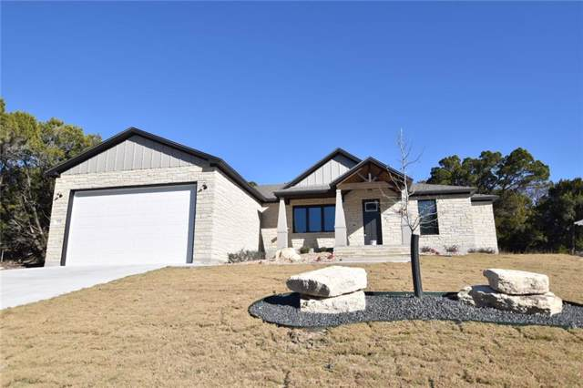 305 Valley Hill Dr, Point Venture, TX 78645 (#2781264) :: R3 Marketing Group