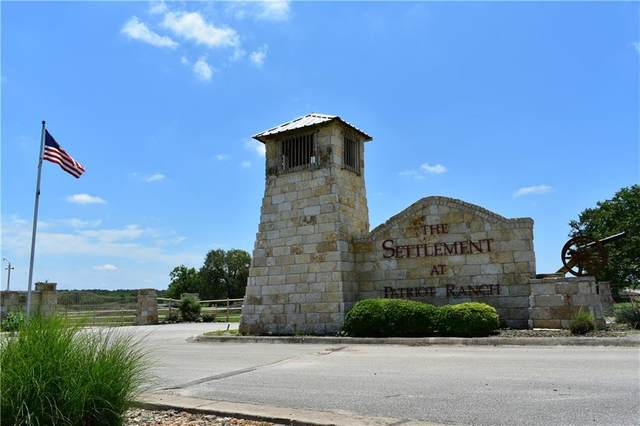 Lot 88 Powder Ridge/Settlement Rd, Luling, TX 78648 (#2781966) :: The Perry Henderson Group at Berkshire Hathaway Texas Realty