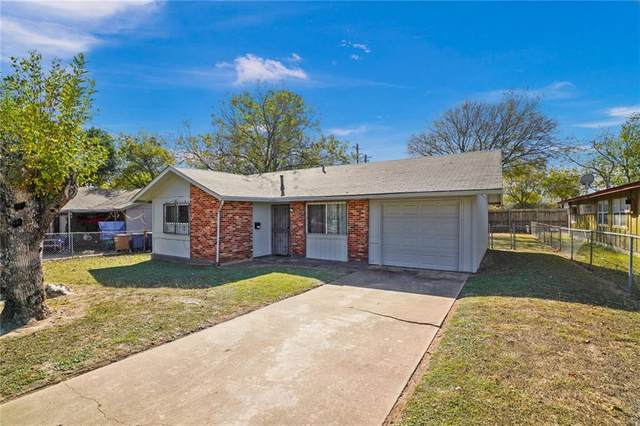 6103 Calmar Cv, Austin, TX 78721 (#2782040) :: The Heyl Group at Keller Williams