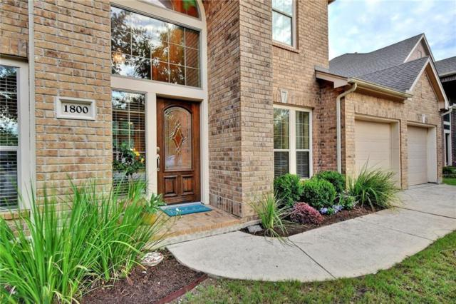 1800 Tall Chief, Leander, TX 78641 (#2782766) :: The Heyl Group at Keller Williams