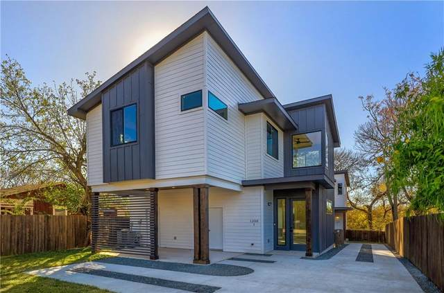 1308 Perez St #1, Austin, TX 78721 (#2783609) :: The Perry Henderson Group at Berkshire Hathaway Texas Realty