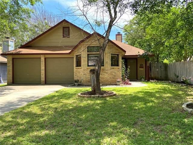 1803 Buckeye Ln, Round Rock, TX 78664 (#2784402) :: The Myles Group | Austin