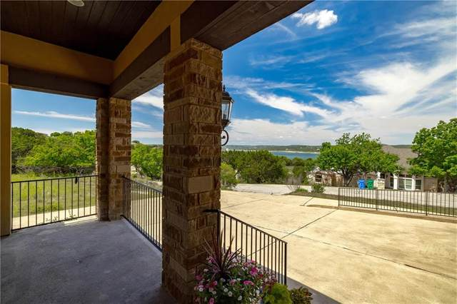 229 Lakefront Dr, Point Venture, TX 78645 (MLS #2784593) :: Brautigan Realty