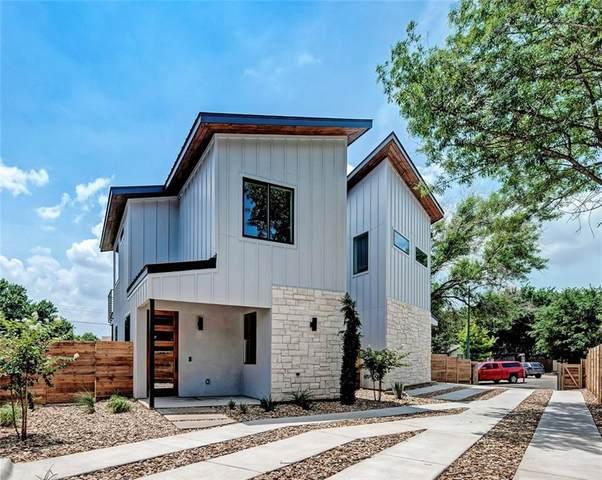 201 Tillery Sq #2, Austin, TX 78702 (#2787342) :: Papasan Real Estate Team @ Keller Williams Realty