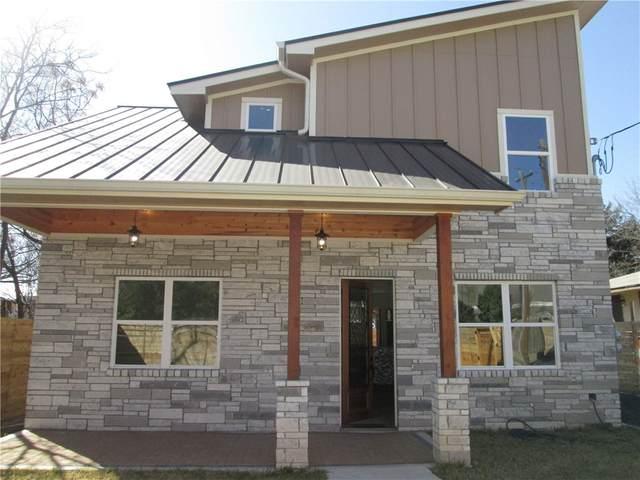 705 Blackson Ave, Austin, TX 78752 (#2788381) :: Papasan Real Estate Team @ Keller Williams Realty