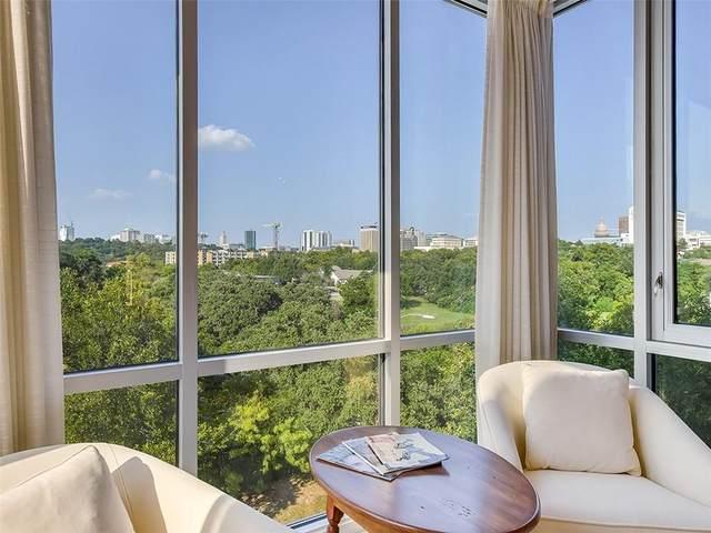 901 W 9th St #401, Austin, TX 78703 (#2789141) :: Cord Shiflet Group