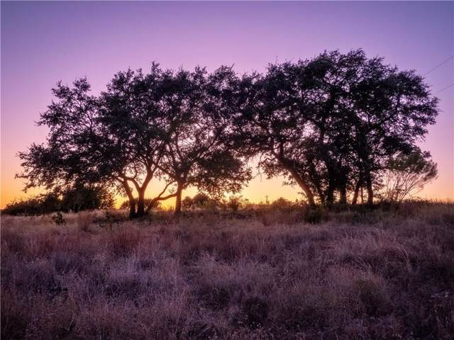 Lot 24 Saddle Ridge, Bertram, TX 78605 (#2792953) :: The Perry Henderson Group at Berkshire Hathaway Texas Realty