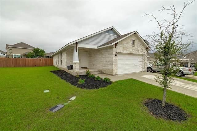 201 Oakstone Dr, Georgetown, TX 78628 (#2794130) :: Papasan Real Estate Team @ Keller Williams Realty
