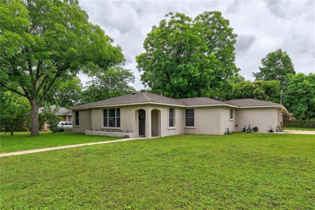 1015 George St, Taylor, TX 76574 (#2794604) :: Magnolia Realty