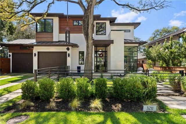 3211 Bridle Path, Austin, TX 78703 (#2796443) :: Ben Kinney Real Estate Team
