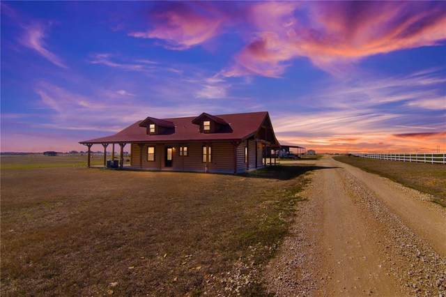 1101 County Road 140, Georgetown, TX 78626 (#2799241) :: First Texas Brokerage Company