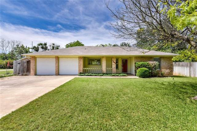 1802 Northwest Blvd, Georgetown, TX 78628 (#2800919) :: Realty Executives - Town & Country