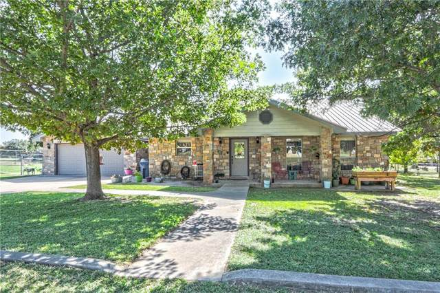 111 Crescent Ln, Burnet, TX 78611 (#2801483) :: Watters International