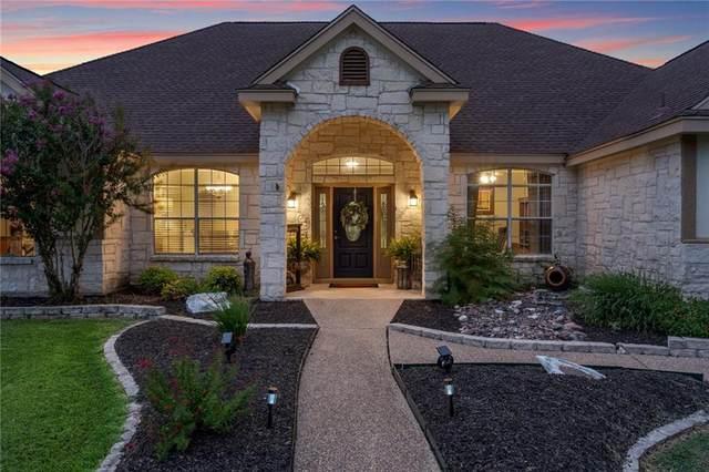 124 Waterford Ln, Georgetown, TX 78628 (#2801885) :: Papasan Real Estate Team @ Keller Williams Realty