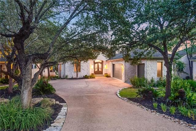 2305 Barton Creek Blvd #29, Austin, TX 78735 (#2804497) :: Ben Kinney Real Estate Team