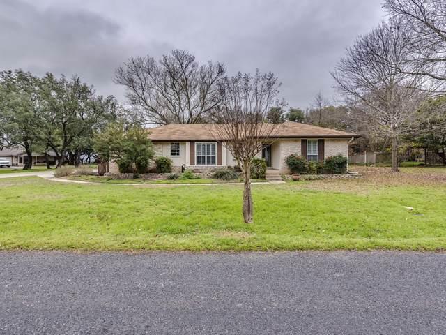 610 Del Prado Ln, Georgetown, TX 78628 (#2805012) :: The Heyl Group at Keller Williams