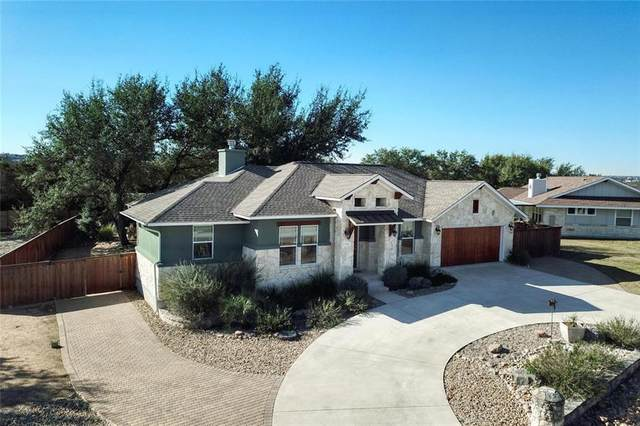 19046 Venture Dr, Point Venture, TX 78645 (#2805156) :: Realty Executives - Town & Country