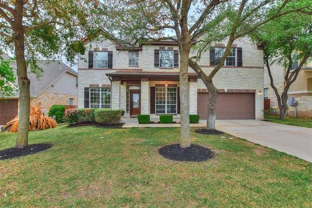 411 S Frontier Ln, Cedar Park, TX 78613 (#2808445) :: Ben Kinney Real Estate Team