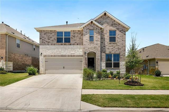 212 Spanish Foal Trl, Georgetown, TX 78626 (#2808896) :: All City Real Estate