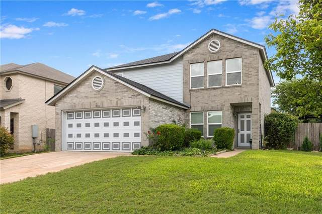 2116 Cottontail Dr, Leander, TX 78641 (#2809090) :: ORO Realty