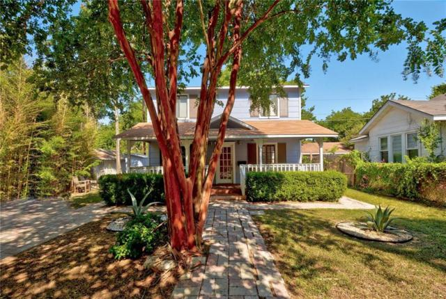 4812 Avenue G, Austin, TX 78751 (#2809208) :: The ZinaSells Group