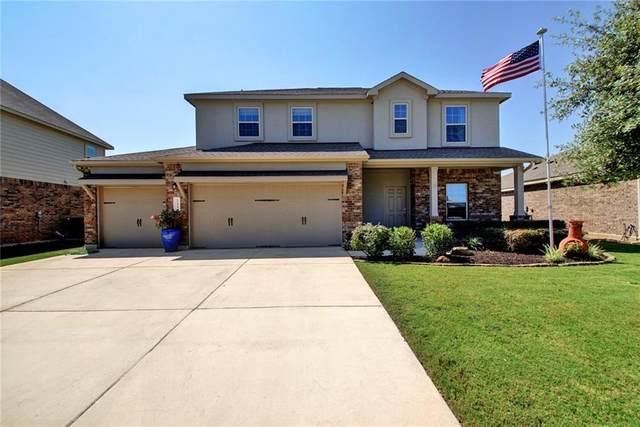 733 Heritage Grove Rd, Leander, TX 78641 (#2810610) :: Papasan Real Estate Team @ Keller Williams Realty