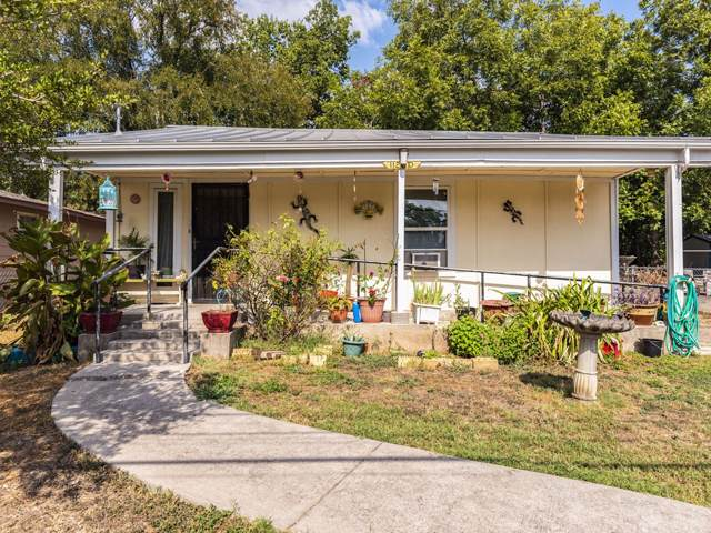 1126 Berger St D, Austin, TX 78721 (#2811100) :: The Perry Henderson Group at Berkshire Hathaway Texas Realty