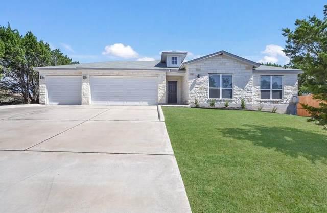 20303 Bear Rd, Lago Vista, TX 78645 (MLS #2811531) :: Vista Real Estate