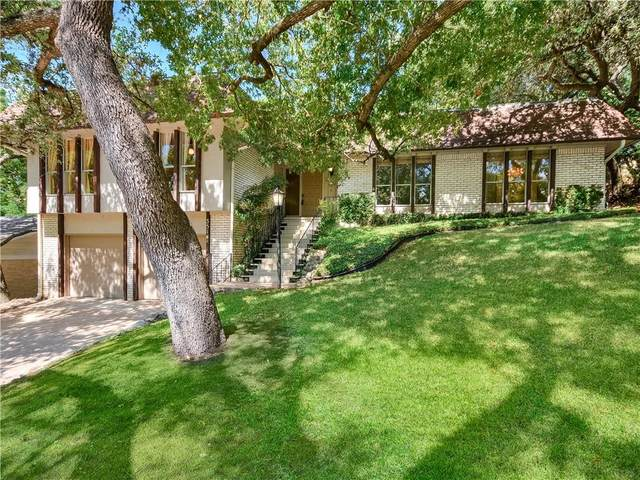 3514 Highland View Dr, Austin, TX 78731 (#2811653) :: Front Real Estate Co.