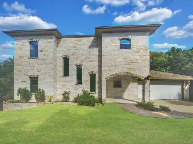 1204 Hurst Creek Rd, Austin, TX 78734 (#2812860) :: Front Real Estate Co.
