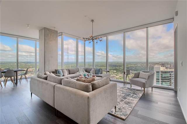 301 West Ave #4401, Austin, TX 78701 (#2814175) :: The Perry Henderson Group at Berkshire Hathaway Texas Realty