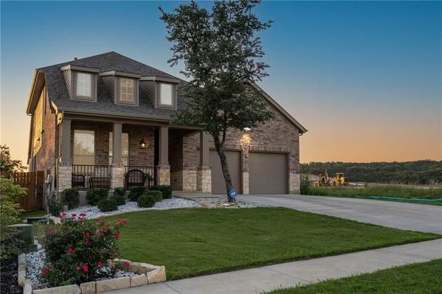 7912 Sunrise Ravine Pass, Lago Vista, TX 78645 (#2814537) :: Ben Kinney Real Estate Team