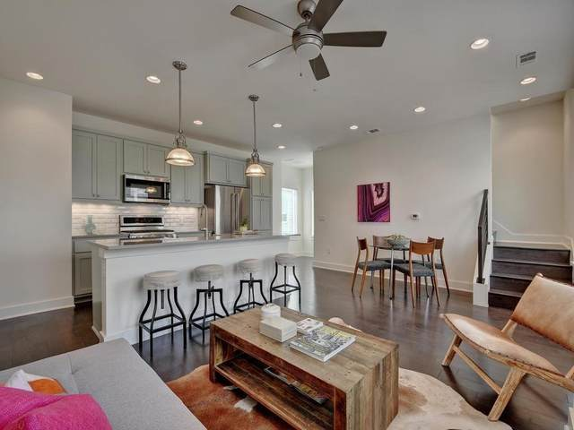1003 Muse Ln #21, Austin, TX 78702 (#2815177) :: Papasan Real Estate Team @ Keller Williams Realty