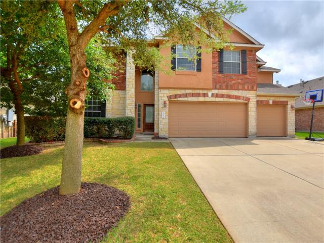 2713 Plantation Dr, Round Rock, TX 78681 (#2815360) :: The Gregory Group