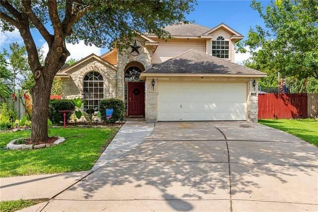 1410 Thibodeaux Dr, Round Rock, TX 78664 (#2816211) :: Papasan Real Estate Team @ Keller Williams Realty